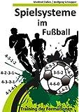 Spielsysteme im Fußball: Training der Formationen