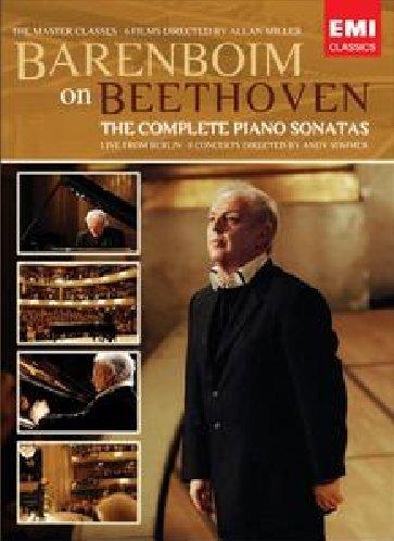 Las sonatas para piano de Beethoven 51FpNJOFbWL