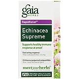 Gaia Herbs Echinacea Supreme Liquid Phyto-Capsules, 60 Count