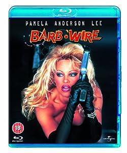 Barb Wire [Blu-ray] [Region Free]