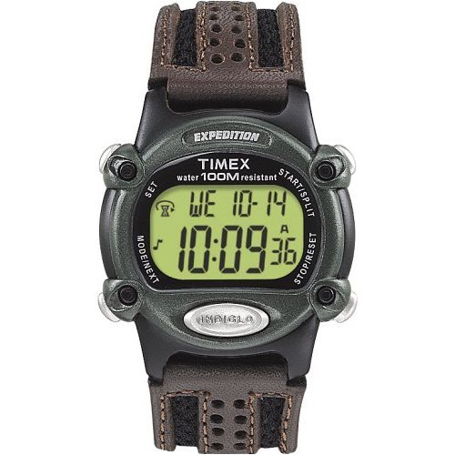 Men's Timex Digital Expedition Chrono Alarm Timer Watch 48042