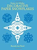 img - for Easy-to-Make Decorative Paper Snowflakes (Other Paper Crafts) by Brenda Lee Reed (1987-07-01) book / textbook / text book