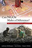 img - for Can NGOs Make a Difference?: The Challenge of Development Alternatives book / textbook / text book