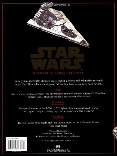 Star Wars: Incredible Cross-Sections