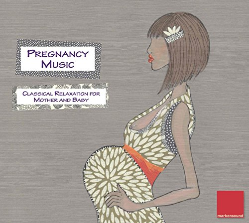 Original album cover of Pregnancy Music - Classical Relaxation for Mother and Baby by Aya Klebahn
