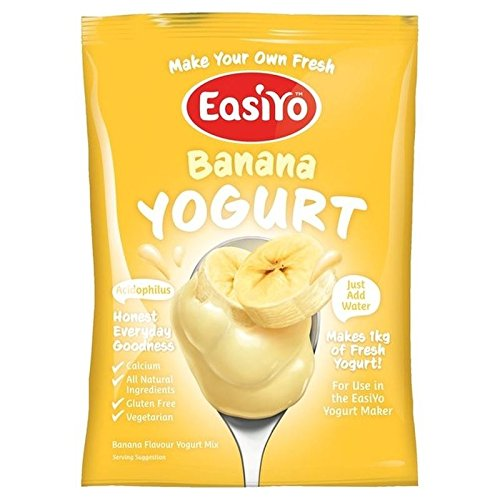 Banane Easiyo Yaourt Mélange 230G