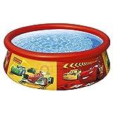 Intex - Cars, piscina hinchable, 183 x 51 cm (28103NP)