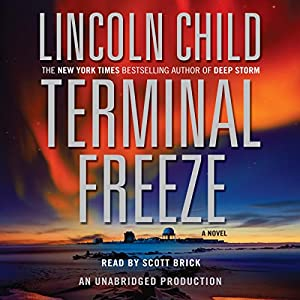 Terminal Freeze Audiobook