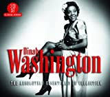 The Absolutely Essential 3CD Collection Dinah Washington