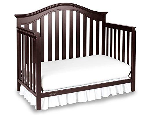 Graco Bryson 4 In 1 Convertible Crib Espresso Furniture