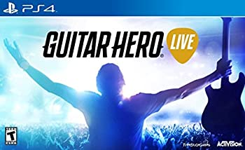 Guitar Hero Live for PlayStation 4 Game