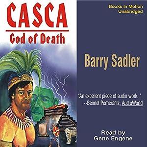 Casca: God of Death: Casca Series #2 Audiobook