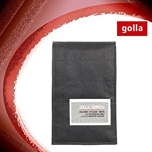 """Golla Handytasche """"Poland"""" (grau) für Samsung Galaxy S3 inkl. folioplus Displayreinigungstuch"""