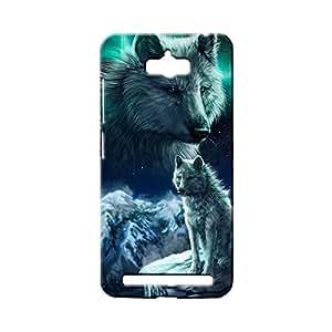 BLUEDIO Designer 3D Printed Back case cover for Asus Zenfone Max - G1541