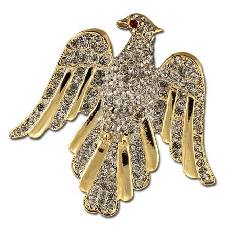 Elegant Eagle Brooch/Pin