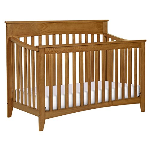 DaVinci Grove 4-in-1 Convertible Crib, Chestnut - 1