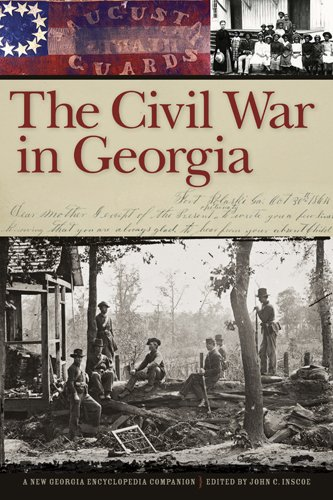 The Civil War in Georgia: A New Georgia Encyclopedia Companion