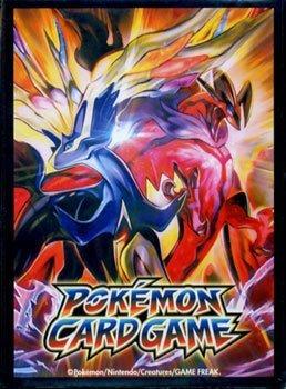jeu de cartes Pokemon XY [Super Legend mis 60 Zeruneasu EX ? Iberudaru EX] vient bouclier de pont (62 feuilles)