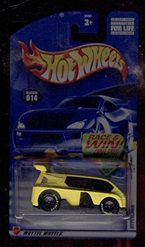 Hot Wheels 2002-014 Hyperliner First Edition 2 of 42 1:64 Scale