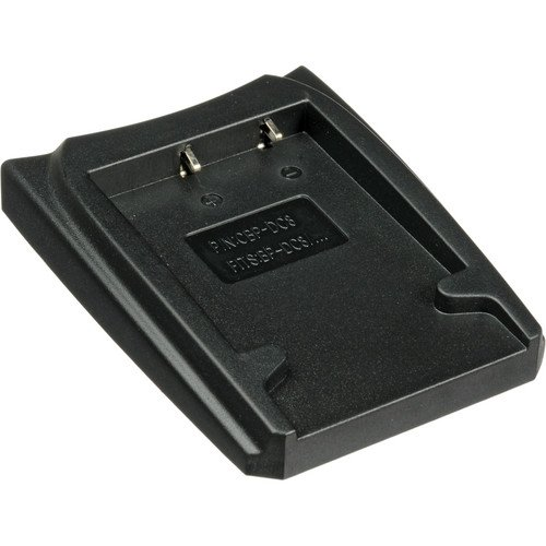 Watson Battery Adapter Plate For Bp-Dc8 -Accepts Leica Bp-Dc8 Type Battery