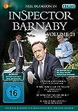 DVD Cover 'Inspector Barnaby, Vol. 21 [4 DVDs]