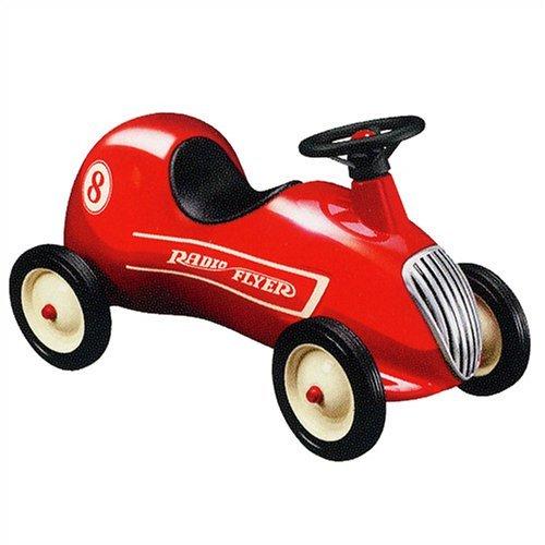 Radio Flyer Little Red Roadster - B00005KBVO