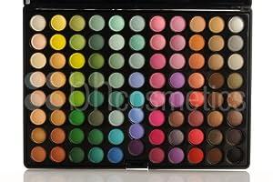BH Cosmetics 88 Color Eye Shadow Palette, Matte
