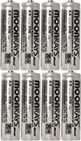 aa batteries rechargeable 8 rank 3