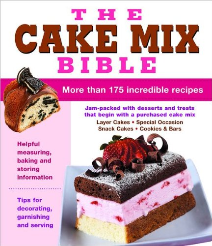 The Cake Mix Bible (Cake Mix Bible compare prices)