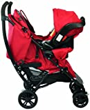 Graco Mosaic Travel System (Red, 0 - 36 Months)