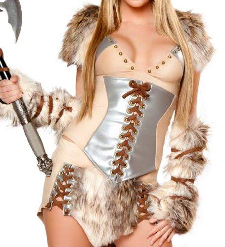 Sexy Viking Halloween Costume for Women