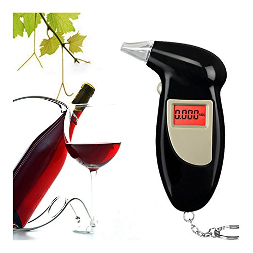 Ethylotest numérique écran LCD alcootest Tester de l'Alcool