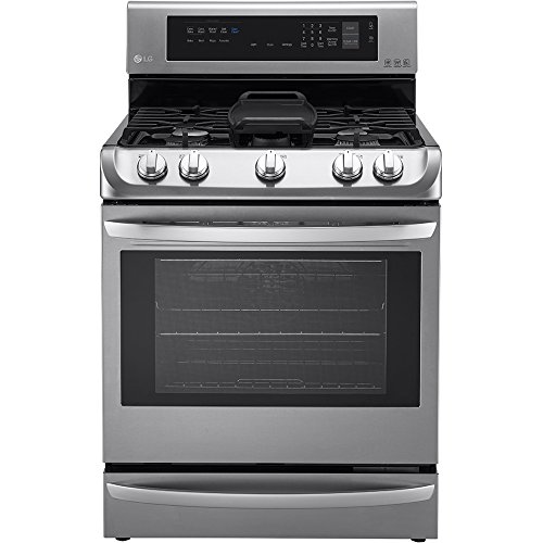LG-LRG4115ST-30-Stainless-Steel-Gas-Range-Convection