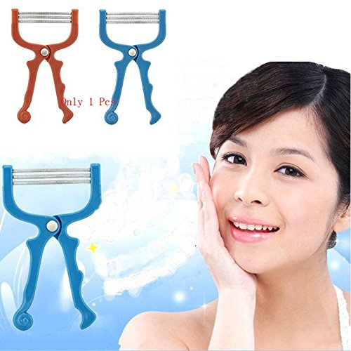 New Handheld Facial Hair Removal Threading Beauty Epilator Tool
