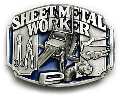 sheet metal worker. low price sheet metal worker belt buckle fabrication tools union sheet metal worker