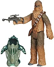 Star Wars The Force Awakens 3.75-Inch Figure Forest Mission Armor Chewbaccae