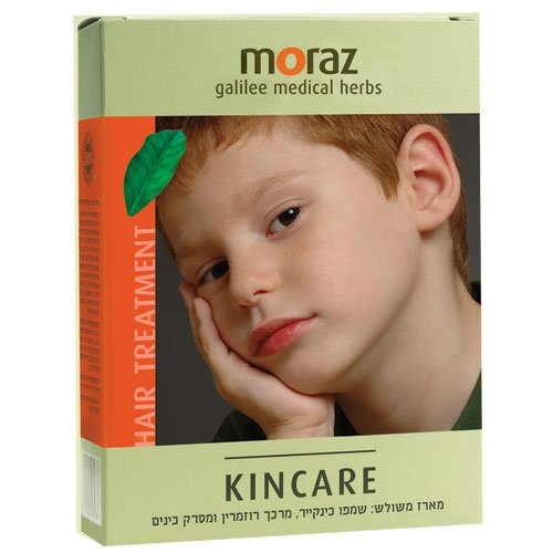 Moraz Natural Anti Lice Shampoo, Conditioner and Comb Kit for the Treatment of Lice, Medically Tested