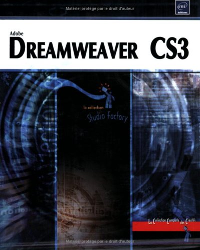 Dreamweaver CS3 (French Edition)