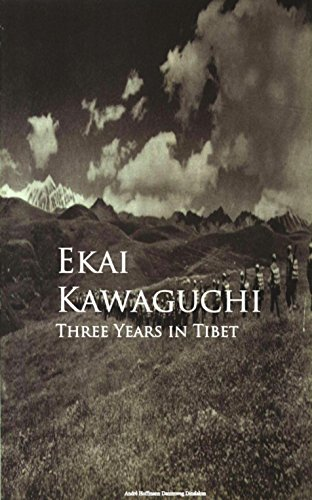 Three Years in Tibet (English Edition)