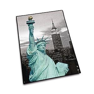 Herding York 645916013 Rug 80 x 120 cm Statue of Liberty by Herding