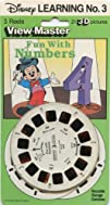 Disney Learning #3 – Fun With Numbers…