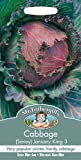 Mr. Fothergill's 11056 500 Count January King 3 Savoy Cabbage Seed