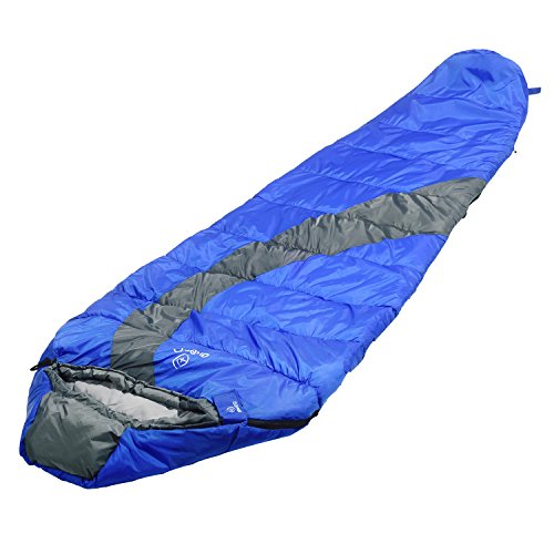 OuterEQ-Compact-Lightweight-Mummy-Sleeping-Bag-Compression-Sack-Waterproof-For-Camping-Hiking-Backpacking