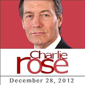 Charlie Rose: Riccardo Muti, Valery Gergiev, and Gustavo Dudamel, December 28, 2012 Radio/TV Program