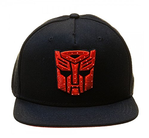 Transformers Autobots LED Snapback Fiber Optic Lights