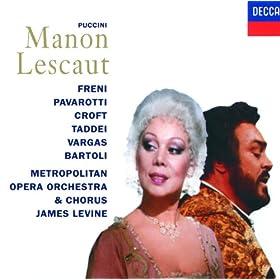 Puccini: Manon Lescaut / Act 2 - Minuetto