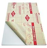 スチレンボード(片面粘着パネル)SEKISUI NKタックTA 5mm厚 A3(よりやや大きめ)10枚入