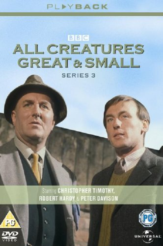 All Creatures Great & Small - Series 3 [1979]