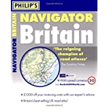 Philip's Navigator Britain 2010 (Road Atlases)