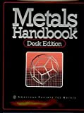 img - for Metals Handbook: Desk book / textbook / text book